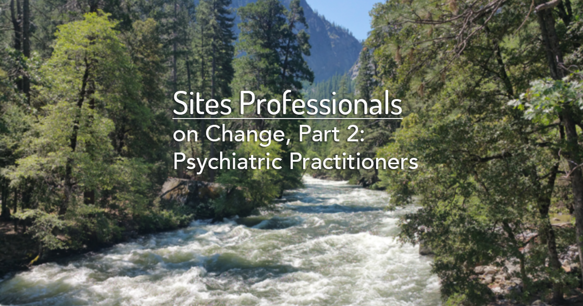 Dealing with Change for Psychiatric Practitioners